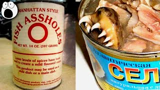 getlinkyoutube.com-20 STRANGEST Canned Food You Never Knew Existed