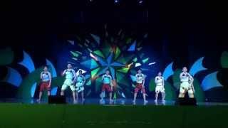 Maglalatik Dance by DLSU IS representatives