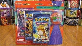 getlinkyoutube.com-Pokemon Mega Venusaur Pin Blister Pack Opening