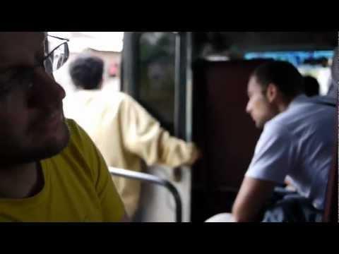 Indonesia, Flores, Bajawa - Labuan Bajo bus trip