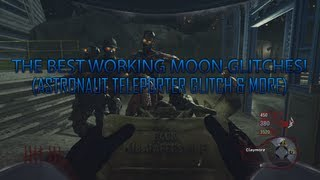 getlinkyoutube.com-Black Ops Zombie Glitches: The Best Working Moon Glitches (Astronaut Teleporter Glitch & More)