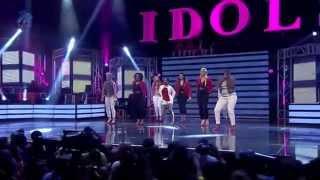 getlinkyoutube.com-Ep 10 Highlight: Girls Group Performance: Keeping it classy