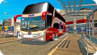 getlinkyoutube.com-Scania Bus G7 ETS2 (Euro Truck Simulator 2)