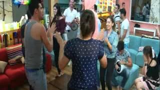 getlinkyoutube.com-شاهد رقص الطلاب في الاكادمية يوم عيد ميلاد سهيلة