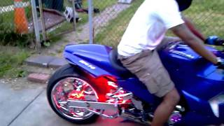 FAB'S ZX14 2011 MAKEOVER (SNIPPET)