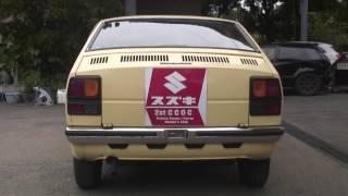 getlinkyoutube.com-フロンテクーペ  SS20 セルボ 第3回 スズキ2st CCOC ミーティング 2016年5月 サブロク LC10W suzuki fronte coupe  SC100  2stroke car