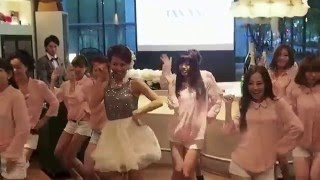 結婚式余興 E-girls Follow me