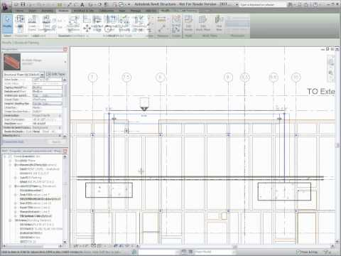What's New in Revit Structure 2011 - Analytical Model Enhancements