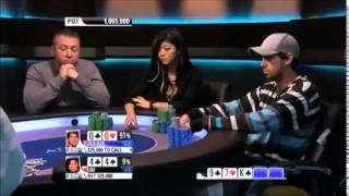 Kyle Julius vs Xuan Liu at the 2012 PCA