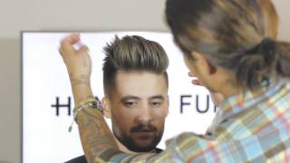 Undercut Hairstyle Video | 2 Hairstyles for Men | How to Style