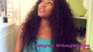 getlinkyoutube.com-Yummy hair Deep Curly Update