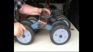 getlinkyoutube.com-Badger Mk1 Scaled tank - Episode 6