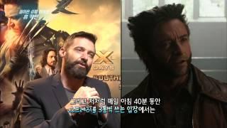 "getlinkyoutube.com-[HIT] 휴잭맨이 말하는 한국어의 ""Awesome""은? 연예가중계.20140517"
