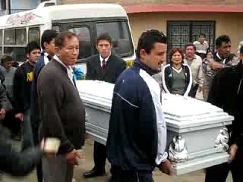 El Funeral de mi Madre