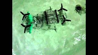 getlinkyoutube.com-Failed attempt to create a working Lego submarine