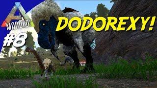 EN DODOREXY! - ARK Survival Evolved Dansk Modded - Ep 8 (Extinction Core)