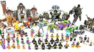 getlinkyoutube.com-All The Lego Batman Movie Sets In One Video 2017