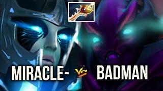 getlinkyoutube.com-Miracle- PA vs Badman Spectre Crazy Rapier 8k MMR Epic Dota 2