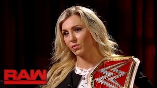 getlinkyoutube.com-Charlotte Flair gets honest about her former friendship with Bayley: Raw, Jan. 23, 2017