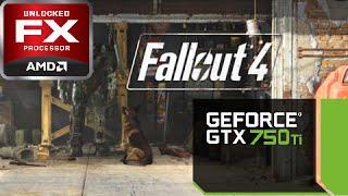 getlinkyoutube.com-Fallout 4 GTX 750Ti Benchmark