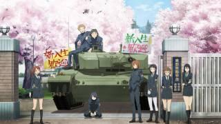 武装中学生 ショートアニメ #1