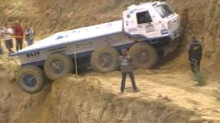 getlinkyoutube.com-Tatra 813 8X8 Truck Trial part 3