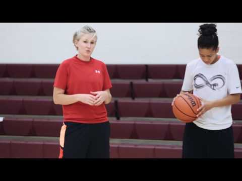 Dribbling and Ball Handling Basics (how to dribble)