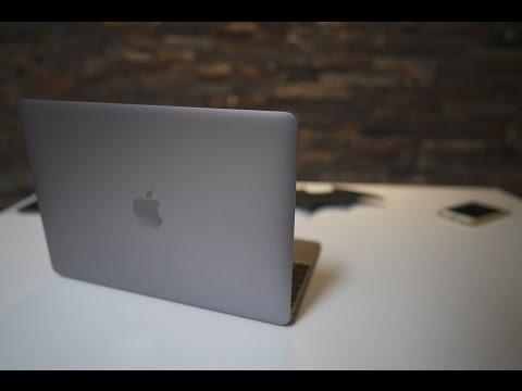 الجزء الأول- العتاد | مراجعة لابتوب Apple MacBook 2016