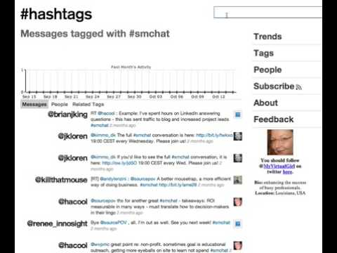 Hashtags, they're everywhere! | Tatu Digital