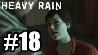Heavy Rain Remastered PS4 #18 - So Much STUFF!