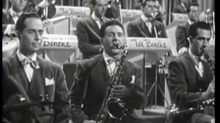 getlinkyoutube.com-Big Band Live Jazz -  Stan Kenton, Gene Krupa, Tex Beneke, Jerry Wald