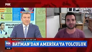 BATMAN'DAN AMERİKA'YA