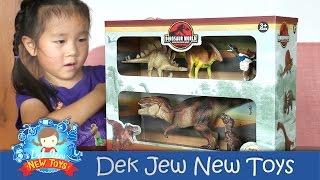 getlinkyoutube.com-เด็กจิ๋วรีวิว โมเดลไดโนเสาร์ Jurassic World [N'Prim W292]