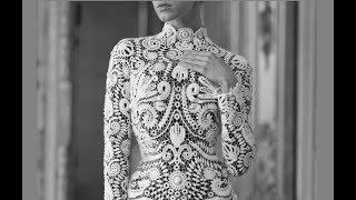 getlinkyoutube.com-самые красивые узоры ирландское кружево платья