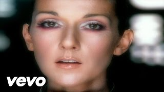 Céline Dion - Then You Look At Me (Video) width=