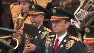 getlinkyoutube.com-君が代 in ロシア 2014(Japanese National anthem)