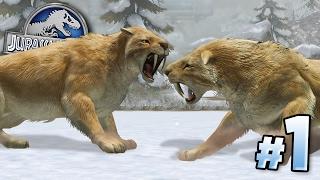 getlinkyoutube.com-ICE AGE BEASTS!!!    Jurassic World - Cenozoic Series - Ep1 HD