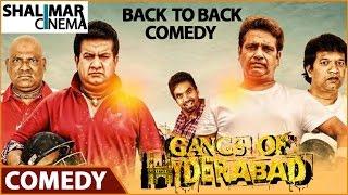 getlinkyoutube.com-Gangs Of Hyderabad Movie || Comedy Scenes Back To Back || Gullu Dada, Ismail Bhai