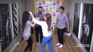getlinkyoutube.com-حفلة راقصة للطلاب على الاغاني الجزائرية والامازيغية في الاسبوع الاخير من ستار اكاديمي 11