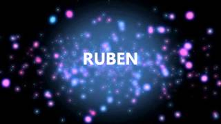 getlinkyoutube.com-HAPPY BIRTHDAY RUBEN!