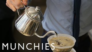 Journey to Coffee Mecca: Munchies Presents LA Coffee