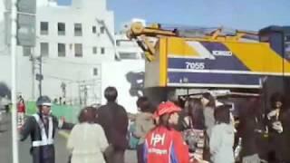 getlinkyoutube.com-大型トレーラーの切り返し