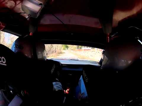 Zabra-rallyt 2013 ss4 Krister Morn