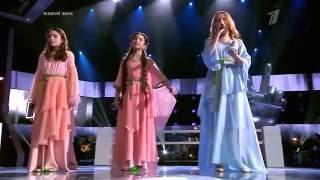 getlinkyoutube.com-Aleluia (Hallelujah) em três idiomas Russo-Inglês-Árabe