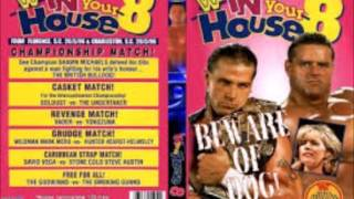 WrestleRant Edition #428: WWE In Your House 8 - Beware of Dog Review