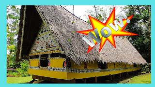 getlinkyoutube.com-A tour of a traditional Micronesian village, island of YAP (Pacific Ocean)