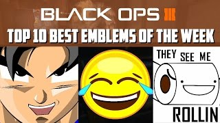 getlinkyoutube.com-Black Ops 3 - Top 10 Best Emblems Of The Week #1