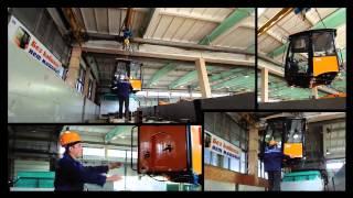 Презентационный ролик ОАО «Амкодор»-управляющая компания холдинга»