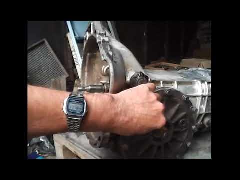 Коробка передач SsangYong(Истана), ремонт ч.1.