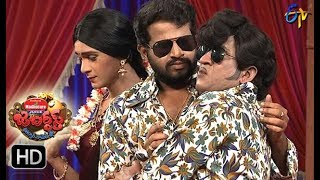 Hyper  Aadi Raijing Raju Performance | Jabardasth | 28th September 2017| ETV  Telugu